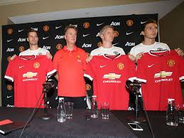 man united new faces